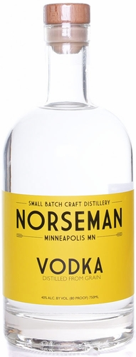 Norseman Small Batch Vodka