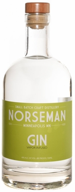 Norseman Vapor Infused Gin 750ML