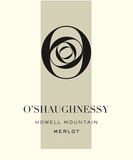O'Shaughnessy Howell Mountain Merlot 2013
