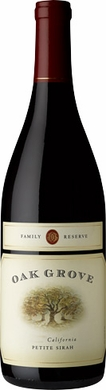 Oak Grove Family Reserve Petite Sirah 750ML (case of 12)