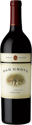 Oak Grove Family Reserve Zinfandel 750ML (case of 12)