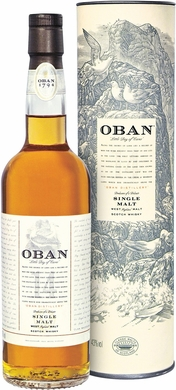 Oban 14 Year Old Single Malt Scotch
