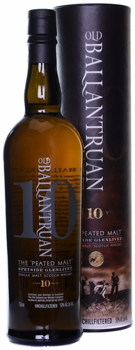 Old Ballantruan 10 Year Old Single Malt Scotch Whisky