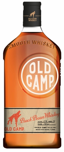 Old Camp Peach Pecan Flavored Whiskey