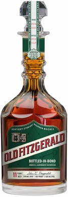 Old Fitzgerald 11 Year Old Bottled in Bond Bourbon