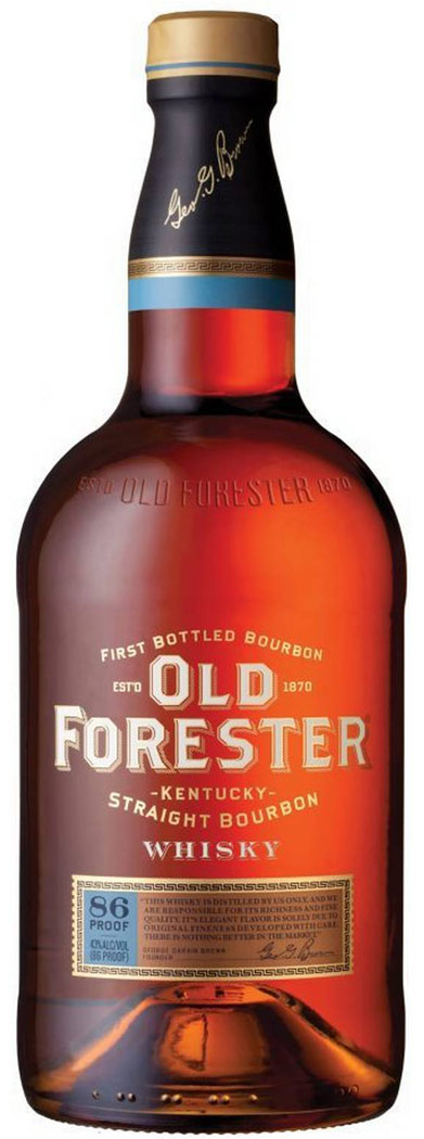 Old Forester 86 Proof Bourbon 750ML