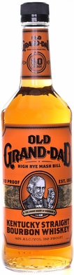 Old Grand Dad 80 Proof Bourbon