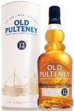 Old Pulteney 12 Year Old Single Malt Scotch 750ML