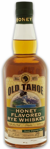 Old Tahoe Honey Flavored Rye Whiskey 750ML