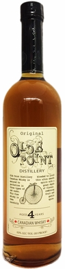 Olde Point 4 Year Old Canadian Whisky