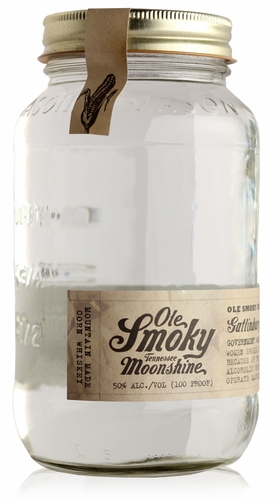 Ole Smoky Original Moonshine Whiskey- Ship Moonshine
