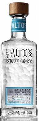 Olmeca Altos Plata Tequila 750ML