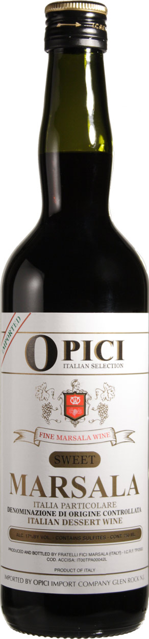 Opici Sweet Marsala DOC 750ML