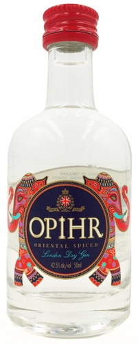 Opihr Oriental Spiced London Dry Gin 50ML