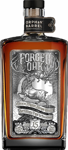 Orphan Barrel Forged Oak 15 Year Old Bourbon- LIMIT ONE
