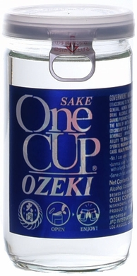 Ozeki One Cup Sake 180ml