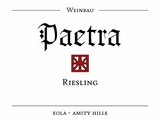 Paetra Eola Amity Riesling 2015
