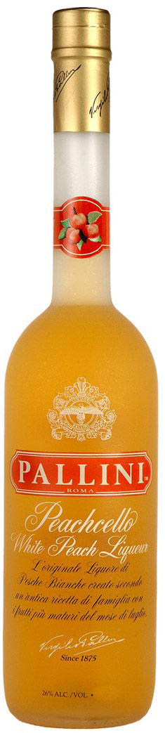 Pallini Peachello 375ML