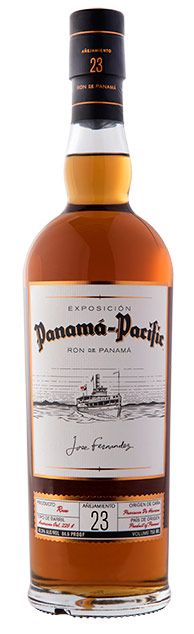 Panama Pacific 23 Year Old Rum 750ML