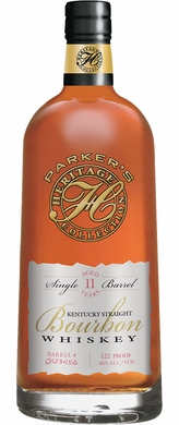Parkers Heritage 11 Year Old Single Barrel Bourbon 750ML
