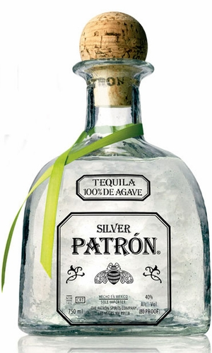 Patron Tequila- Silver 750ML