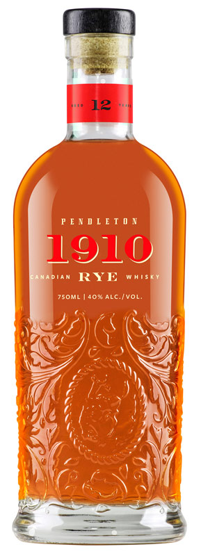 Pendleton 1910 Rye 12 Year Old Canadian Whisky