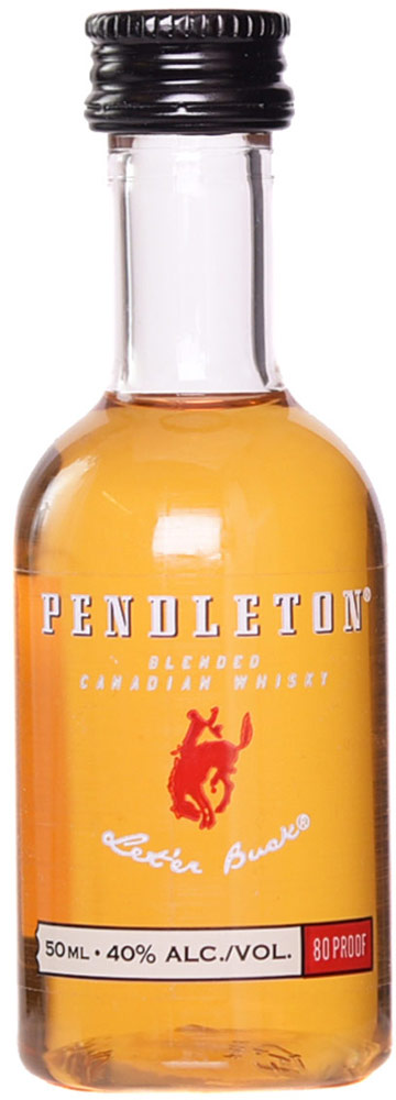 Pendleton Canadian Whisky 50ML