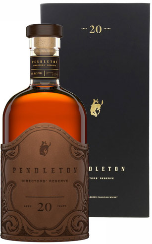 Pendleton Directors Reserve 20 Year Old Canadian Whisky 750ML