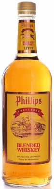 Phillips Kentucky Blend Whiskey 1L