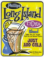 Phillips Long Island Iced Tea 1.75L
