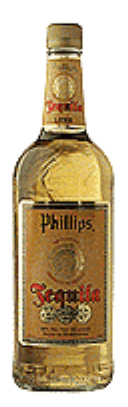 Phillips Tequila Gold 1L