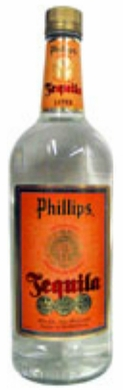 Phillips Tequila White 1L