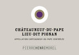 Pierre Henri Morel Chateauneuf-du-Pape Lieu Dit Pignan 750ML (case of 6)