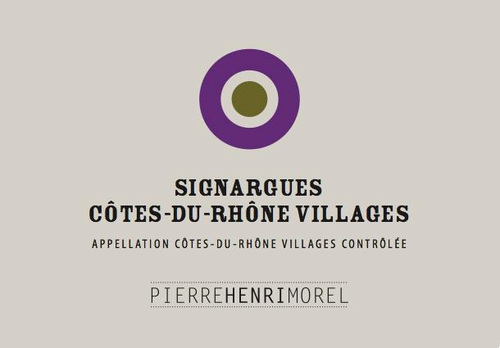 Pierre Henri Morel Cotes du Rhone Villages Signargues 1.5L (case of 6)