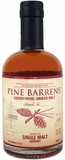 Pine Barrens Cherrywood Smoked Malt Whiskey 375ML