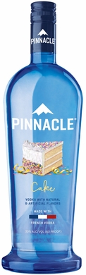 Pinnacle Cake Flavored Vodka 1L
