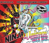 Pipeworks Ninja vs. Unicorn Double IPA 4PK