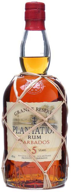 Plantation Grand Reserve 5 Year Old Rum 750ML