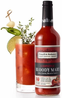 Powell & Mahoney Chipotle Bloody Mary Mix (Case Of 6)