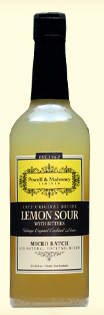 Powell & Mahoney Lemon Sour With Bitters 750ML (case of 6)