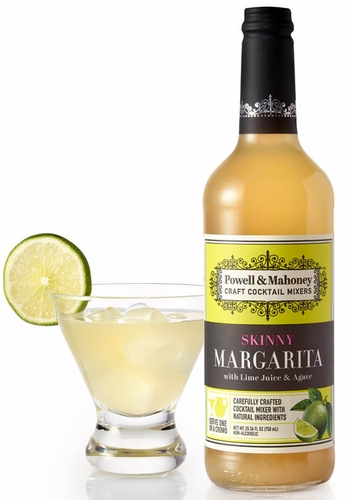 Powell & Mahoney Low-Cal Margarita (case Of 6)