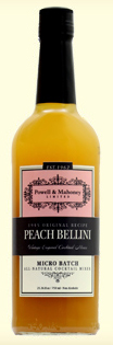 Powell & Mahoney Peach Bellini (case of 6)