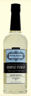 Powell & Mahoney Simple Syrup (case of 6)