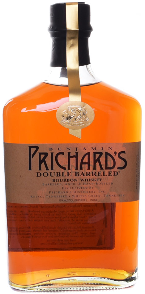 Prichard's Double Barreled Bourbon