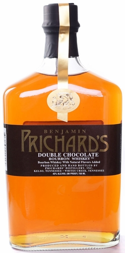 Prichards Double Chocolate Infused Flavored Bourbon