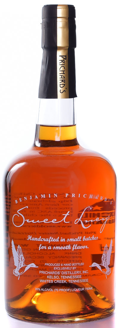 Prichard's Sweet Lucy Bourbon Liqueur