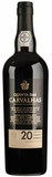 Quintas das Carvalhas 20 Year Old Tawny Port 750ML (case of 12)