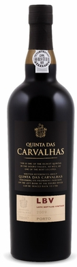 Quintas das Carvalhas LBV 375ML (case of 12)