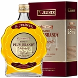 R. Jelinek 10 Year Gold Slivovitz Plum Brandy 750ML