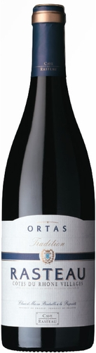 Rasteau Ortas Cotes du Rhone Tradition (case of 12)
